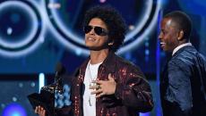 Bruno Mars Sweeps Major Categories At 2018 Grammy Awards  Facebook  Twitter  Flipboard  Email