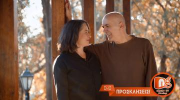 Ο Ορφέας Περίδης και η Λιζέτα Καλημέρη στη Σφίγγα! Παρασκευή 2, 9, 16 και 23 Φεβρουαρίου