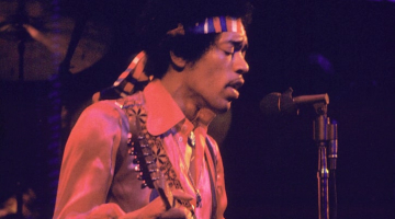 Hear Jimi Hendrix's Fearsome Cover of Muddy Waters' 'Mannish Boy'