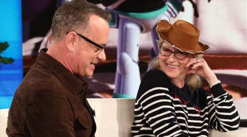 Meryl Streep and Tom Hanks Have Too Much Fun Playing Each Other's Characters