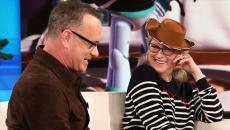 Meryl Streep και Tom Hanks μιμούνται live ο ένας τον άλλον