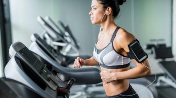 Κλείστε το κινητό την ώρα της γυμναστικής