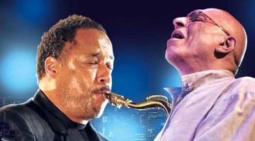 Ricky Ford & Kirk Lightsey | Δύο εκλεκτοί της jazz ιστορίας @ HALF NOTE JAZZ CLUB