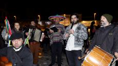 Κορυφώνονται οι αποκριάτικες εκδηλώσεις στην Αθήνα