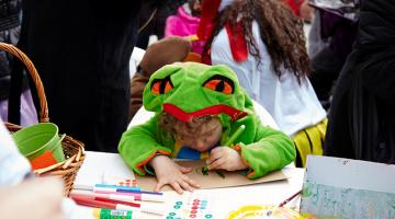 Το αποκριάτικο ραντεβού των παιδιών δίνεται στο Ζάππειο