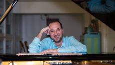 Ο Άγγελος Πάτερος δίνει ρεσιτάλ στο Ωδείο Φίλιππος Νάκας | Σάββατο 3 Φεβρουαρίου