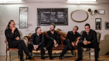 Tango in love Μία συναυλία με τη Συμφωνική Ορχήστρα δήμου Αθηναίων και το κουιντέτο TANGartO