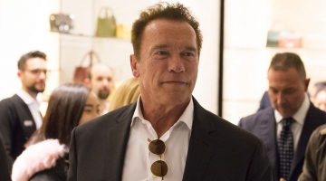 Arnold Schwarzenegger to Star in Western Series 'Outrider' At Amazon