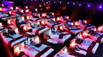 Απίστευτες κινηματογραφικές αίθουσες ανά τον κόσμο!
