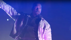 Watch Kanye West Make Rare Onstage Appearance at Kid Cudi Concert