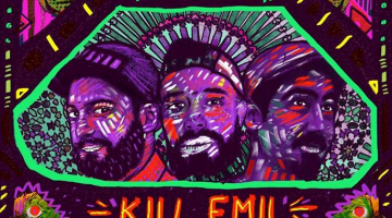 Kill Emil + Supersan @ IΛION PLUS | Σάββατο 24 του Φλεβάρη