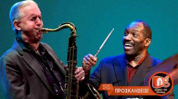 Alvin Queen Quartet FT. Scott Hamilton @ Half Note Jazz Club | H ιστορία της τζαζ σε δύο πρόσωπα Swingin' Giants