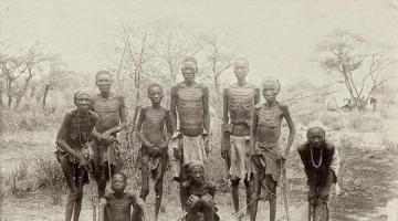 Μια ξεχασμένη γενοκτονία