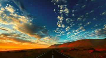 Αυτός είναι ο μακρύτερος δρόμος του κόσμου!