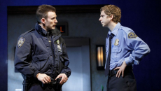 'Lobby Hero': Theater Review