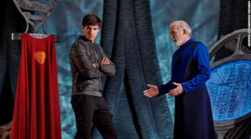 'Krypton' takes off as Superman-themed Syfy prequel
