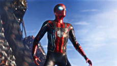 Full Look at Iron Spider in New 'Avengers: Infinity War' Statue