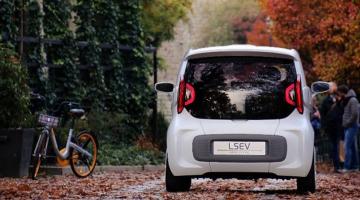 Έρχεται το πρώτο μαζικής παραγωγής 3D εκτυπωμένο αυτοκίνητο