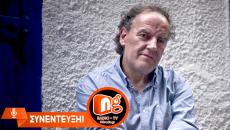 Ο Δημήτρης Φύσσας δινει συνέντευξη στον NGradio.gr