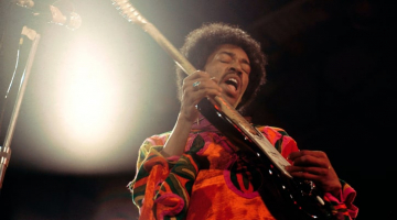 Watch New Jimi Hendrix Video for Unearthed 'Lover Man'
