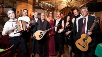 «Αθήνα και πάλι Αθήνα» | Κυριακή 4 Μαρτίου | Γυάλινο Μουσικό Θέατρο