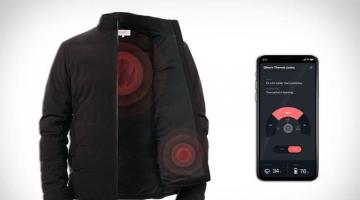 Έξυπνο μπουφάν αλλάζει τον τρόπο που ντυνόμαστε
