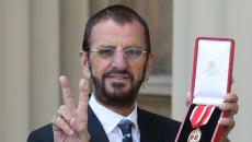 Ο  Ρίνγκο Σταρ (Ringo Starr) χρίστηκε ιππότης