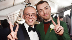 Sam Smith & Logic Team Up for 'Pray' Remix: Listen