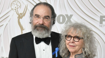 Mandy Patinkin and Kathryn Grody on Being Madly in Love for 40 Years