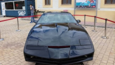 Το αυτοκίνητο του θρυλικού «Ιππότη της ασφάλτου» στην Τεχνόπολη