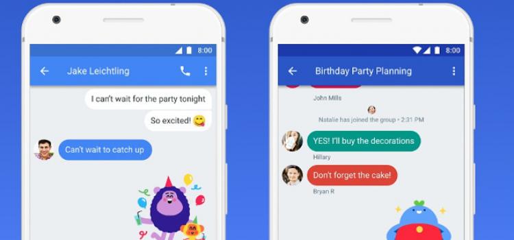Google: Ετοιμάζει μια νέα εφαρμογή ανταλλαγής μηνυμάτων για το Android