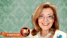 Η Ελένη Ρώσση δίνει συνέντευξη στον NGradio.gr