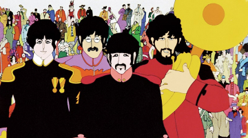 The Beatles' 'Yellow Submarine' Returning to Theaters