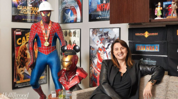 Marvel's Production Chief: How I Keep the 'Avengers' on Schedule and on Budget