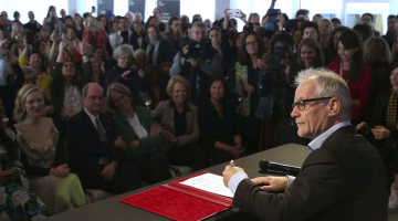 Cannes festival leaders sign pledge to boost gender equality