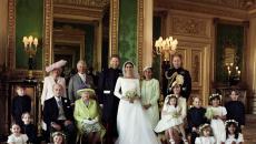 Royal wedding 2018: See Prince Harry and Meghan Markle's official wedding portraits