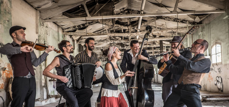 Barcelona Gipsy Balkan Orchestra SOLD OUT @ Κεντρική Σκηνή του Passport στον Κεραμεικό | Πέμπτη 24/5