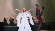 Watch Céline Dion and Deadpool Groove in Music Video for Her First New Song in 13 Months