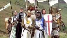 Οι Monty Pythons επιστρέφουν στους μύθους του βασιλιά Αρθούρου