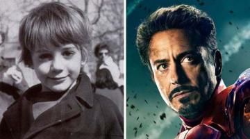 """Δείτε πως ήταν οι πρωταγωνιστές της ταινίας """"Avengers: Infinity War"""" σε παιδική ηλικία"""