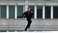 Watch Tom Cruise Perform Death-Defying Stunts in New Mission: Impossible — Fallout Trailer