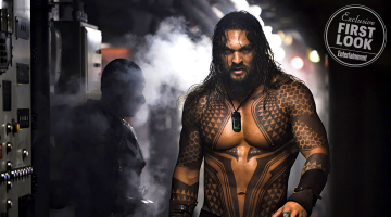 DC team breaks silence on James Wan's Aquaman: 'It's extraordinary'