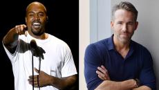 'Deadpool' star Ryan Reynolds replies to Kanye West's claim movie tracks sound 'similar to mine'