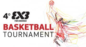4ο 3×3 FIBA Endorsed Tournament