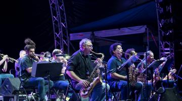 H Big Band γιορτάζει τα 20α της γενέθλιά στην Τεχνόπολη δήμου Αθηναίων