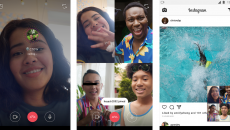 Instagram now lets you 4-way group video chat as you browse