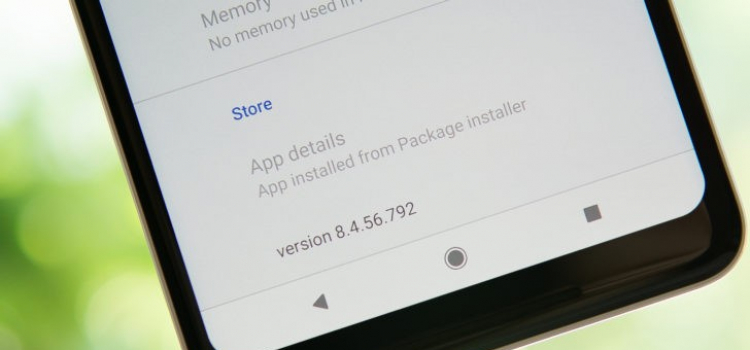 How to go back to an older version of an app on Android