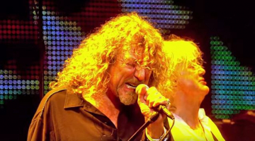 Led Zeppelin Teases Official 50th-Anniversary Photo Book