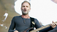 Sting wows greek crowds with sell-out Athens shows