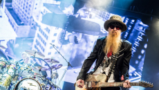ZZ Top's Billy F Gibbons to release a new solo album